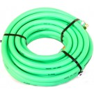 "Water Hose Goodyear Industrial 1"" x 75' Green Pliovic PVC - USA"