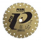 "Pearl 8"" x DIA - 5/8"" Adapter P5  Electroplated Diamond Blade - Marble"