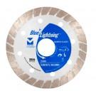 "Blue Lightning Diamond Saw Blades 8"" x .090 x Diamond, 5/8"""