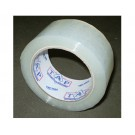 "Packaging Tape 2"" x 55yd 3.6mil Clear - 36/Rolls"