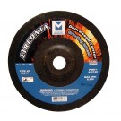 "Mercer 5"" x 1/4"" x 7/8"" Grinding Wheel TYPE 27 - Zirconia (Pack of 25)"