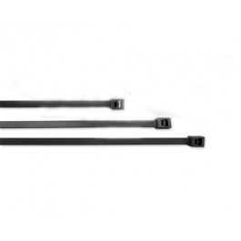 "Cable Ties UV BLACK 11"" x 50lb - 1000/Bag"