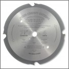 "PCD FIBER CEMENT SAW BLADE 7 1/4"" X 5/8"" DIAMOND"