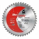 """Silver Lightning Wood Cutting Saw Blades 12"""" x 1"""", 5/8 x 44T - 711201"""