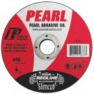 "Pearl Redline 4 1/2"" x .045 x 7/8"" Cut-Off Wheels (Pack of 25)"