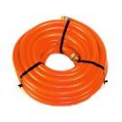 "Water Hose Goodyear Industrial 3/4"" x 50' Orange Pliovic PVC - USA"
