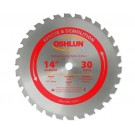 "RESCUE & DEMOLITION SAW BLADES 14"" X 1"" X 30T"