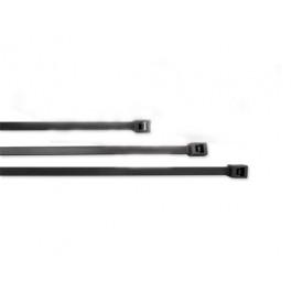 "Cable Ties UV BLACK 4"" x 18lb - 1000/Bag"