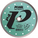 "Pearl 10"" x .080 x DIA - 5/8"" P4  Flat Core Turbo Blade"