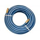 """Air Hoses Goodyear Pliovic PVC BLUE 300# 3/8"""" x 100' - USA"""