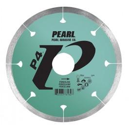 "4"" x .060 x 20mm, 7/8"", 5/8"" Pearl P4 Diamond Blade - Porcelain Tile"