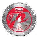 "Pearl 14"" x .125 x 20mm Pearl P2 PRO-V Turbo Blade"