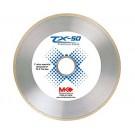 "TX-50 MK Diamond Saw Blades 10"" x .060 x 1"" - Glass"