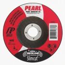 "Pearl Redline 4 1/2"" x .045 x 7/8"" Depressed Center Cut-Off Wheels (Pack of 25)"