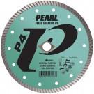 "Pearl 8"" x .080 x DIA - 5/8"" P4  Flat Core Turbo Blade"