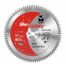"""Silver Lightning Wood Cutting Saw Blades 10"""" x 5/8"""" x 80T - 711008"""